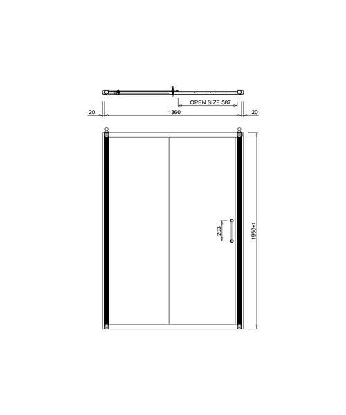 Technical drawing 2255 / BU70