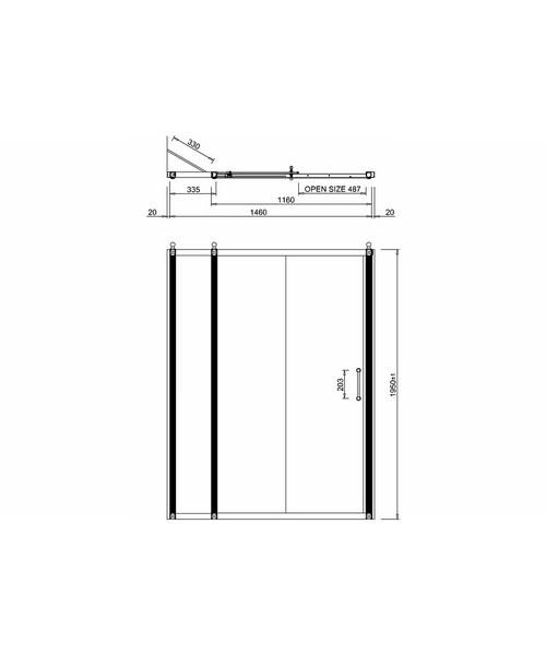 Technical drawing 2256 / BU71