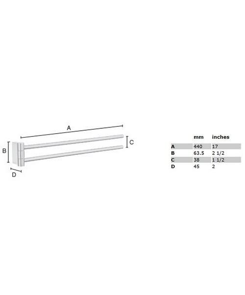 Technical drawing 22624 / AK326