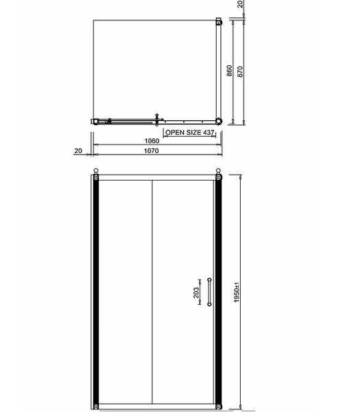 Technical drawing 2262 / BU77