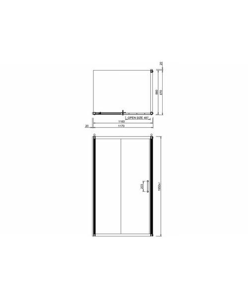 Technical drawing 2266 / BU81