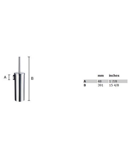 Technical drawing 22681 / HK332