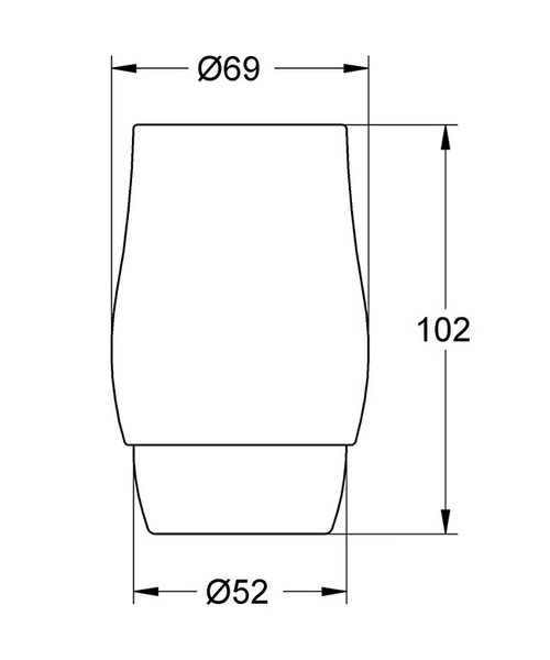 Technical drawing 22754 / 40324000