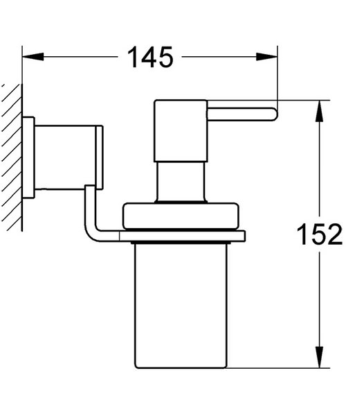 Technical drawing 22760 / 40363000