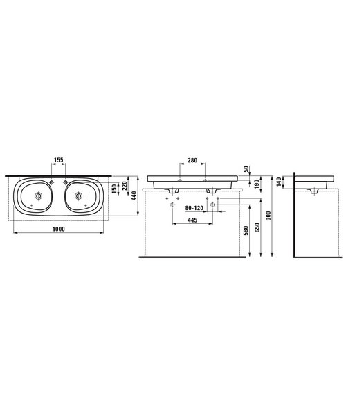Technical drawing 22806 / 8185570001091
