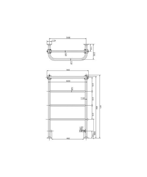 Technical drawing 2307 / R4CHR