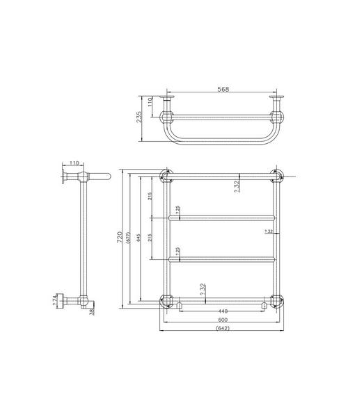 Technical drawing 2308 / R3CHR