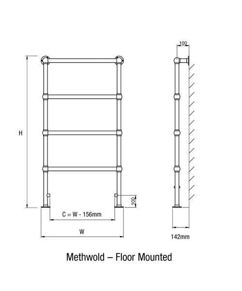 Technical drawing 23169 / Methwold-2