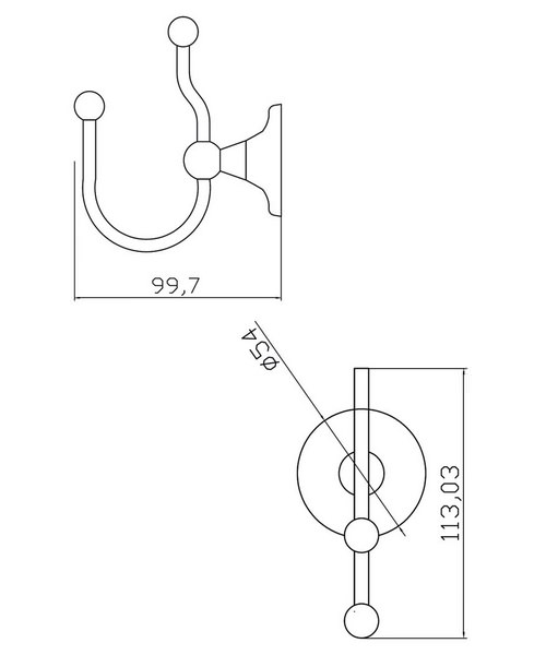 Technical drawing 2363 / BEO-2205