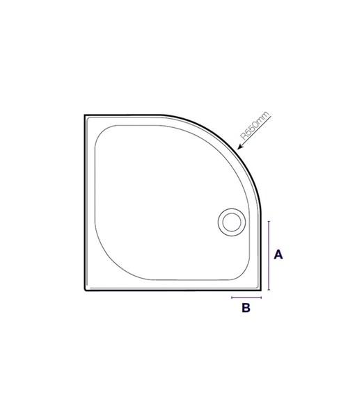 Technical drawing 23673 / D100Q