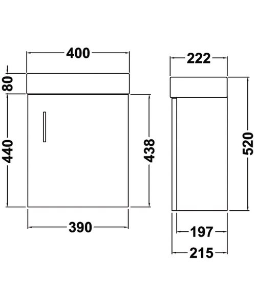 Technical drawing 23704 / NVX182