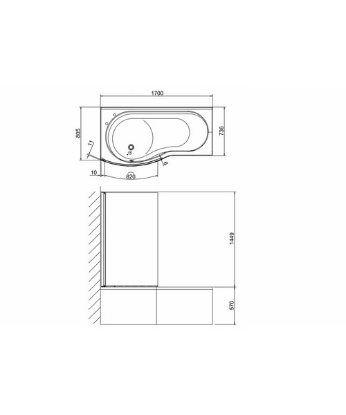Technical drawing 24088 / BS7