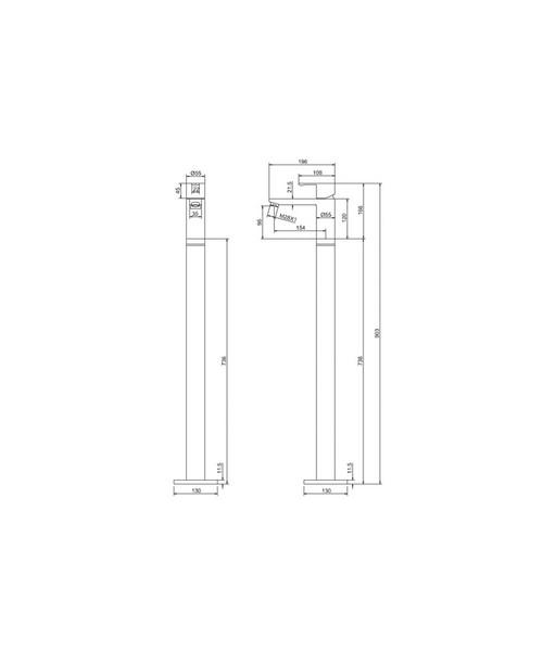 Technical drawing 24144 / CTA5