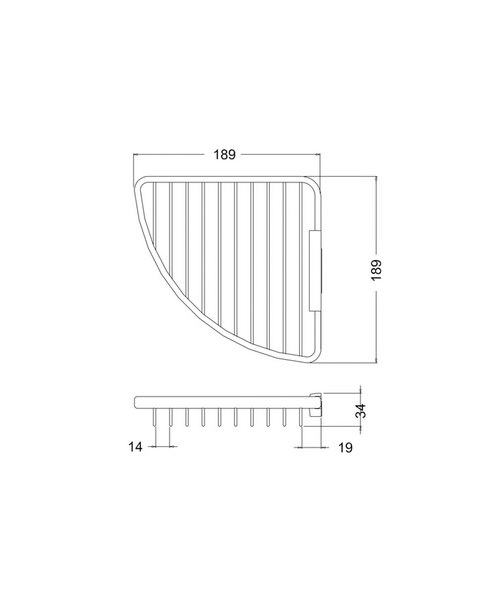 Technical drawing 24152 / A32 CHR