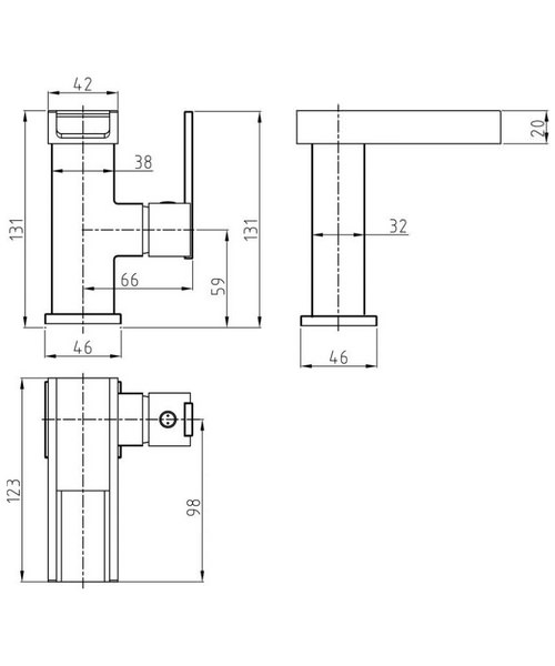 Technical drawing 24953 / MIN385