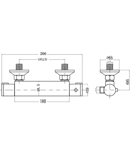 Technical drawing 2499 / VBS001