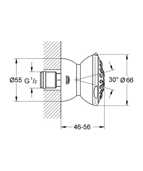 Technical drawing 25376 / 27066000