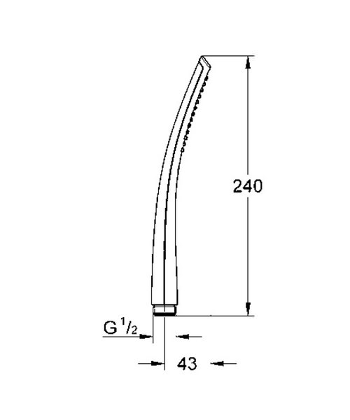 Technical drawing 25386 / 27184000