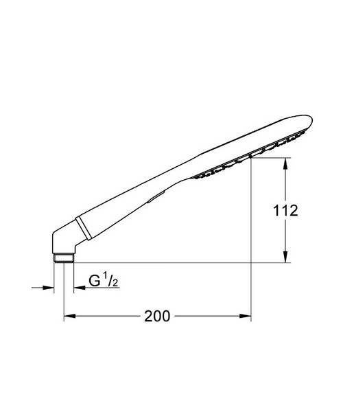 Technical drawing 25425 / 27446000