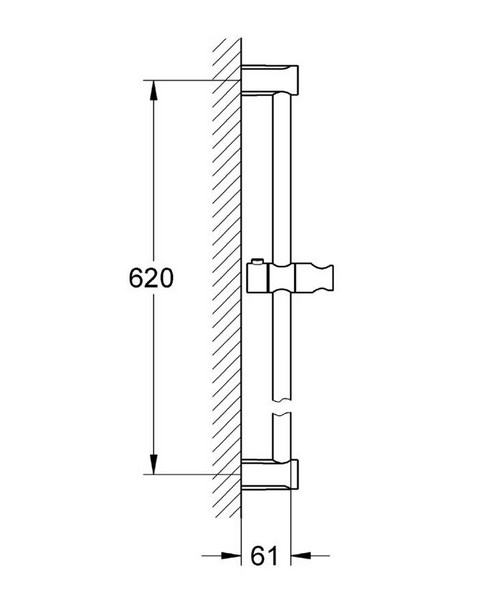 Technical drawing 25443 / 27521000