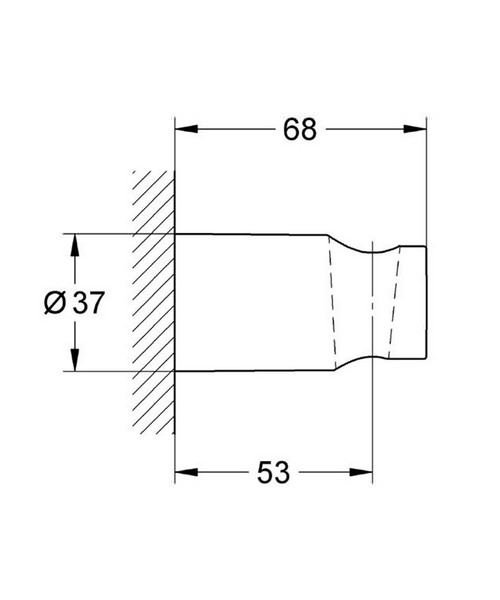 Technical drawing 25451 / 27594000