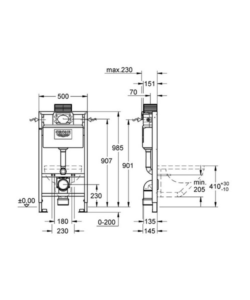 Technical drawing 25459 / 38947000