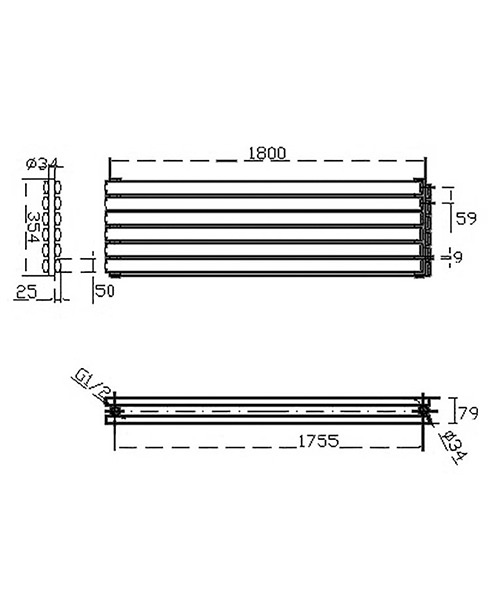 Technical drawing 25463 / BEO-1625