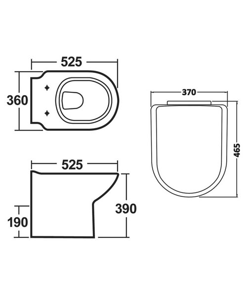 Technical drawing 25904 / BTW005