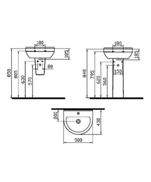 Technical drawing 26547 / 5313L003-0999