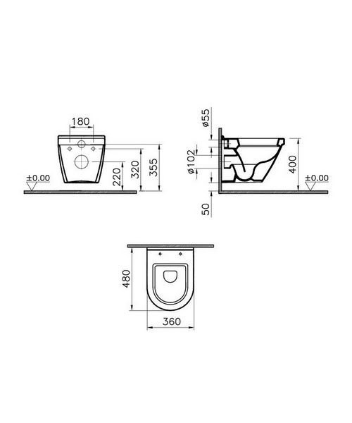 Technical drawing 26549 / 5320L003-0075