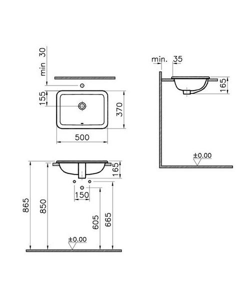 Technical drawing 26587 / 5474B003-0642
