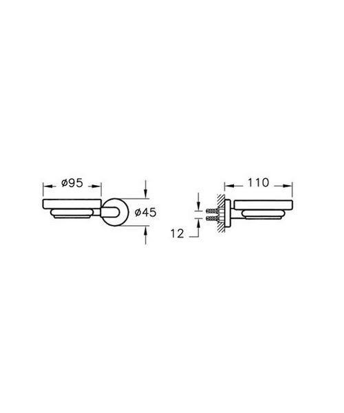 Technical drawing 26694 / A44777EXP