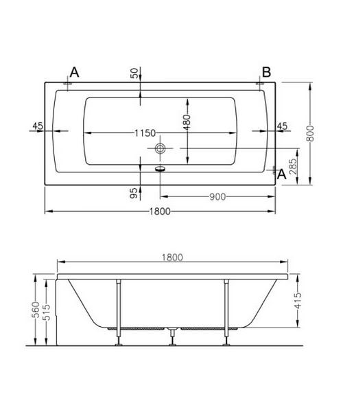 Technical drawing 26757 / 52540001000