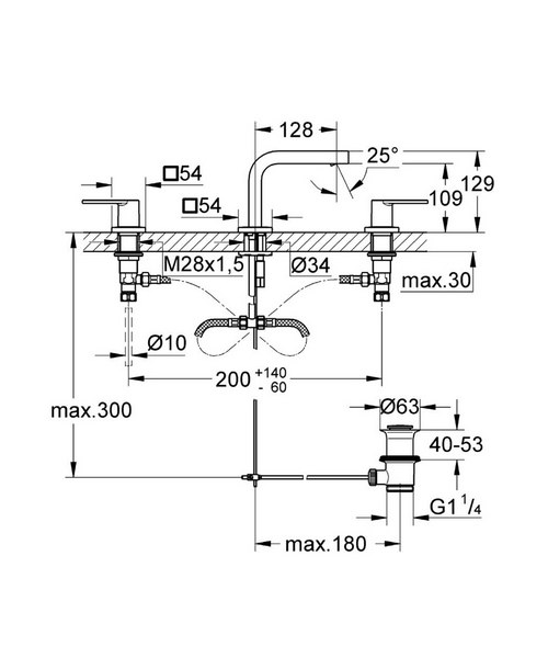 Technical drawing 26896 / 20306000