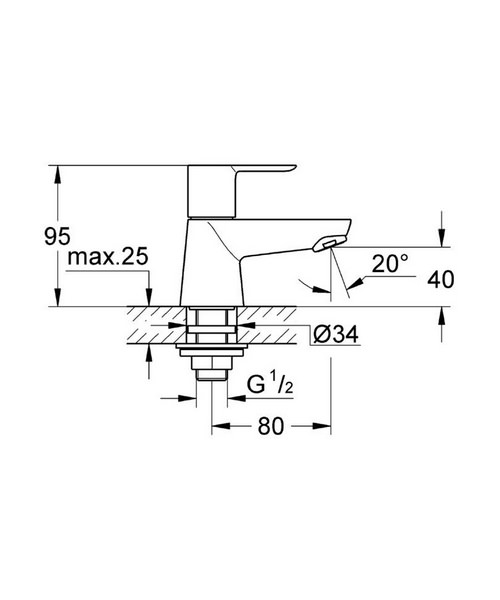 Technical drawing 26903 / 20422000