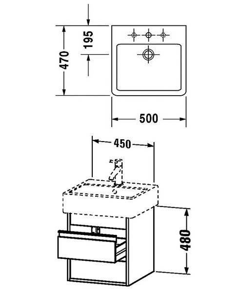 Technical drawing 27081 / KT663504949