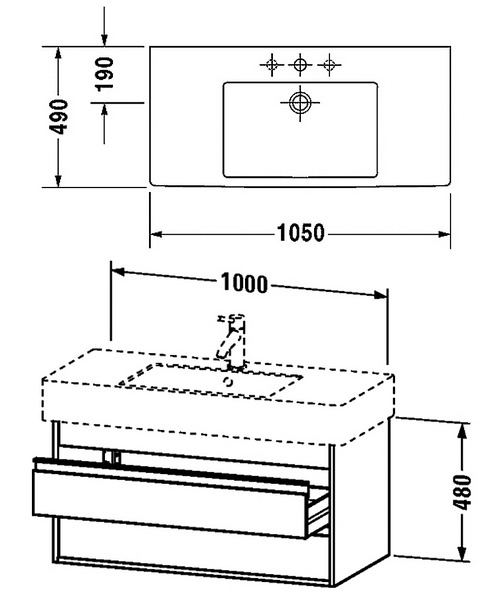 Technical drawing 27090 / KT664104949