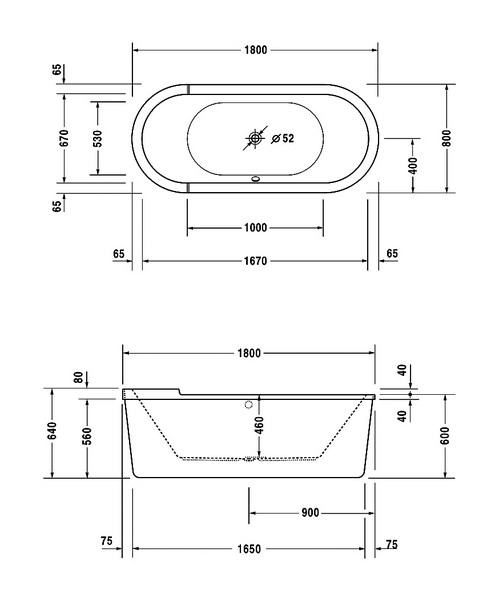 Technical drawing 27497 / 760010000JS1000