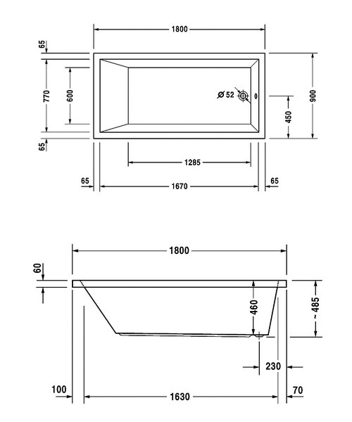 Technical drawing 27505 / 700055000000000