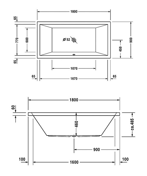 Technical drawing 27509 / 700056000000000