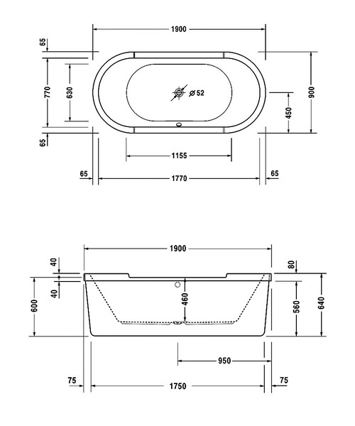 Technical drawing 27528 / 760010000JS1000