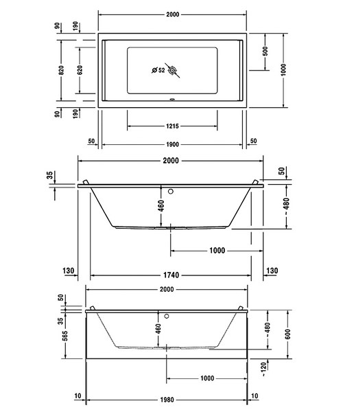 Technical drawing 27529 / 700352000000000