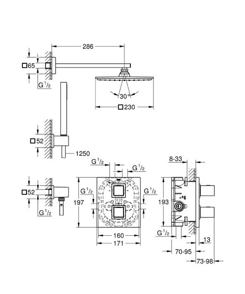 Technical drawing 28304 / 34506000