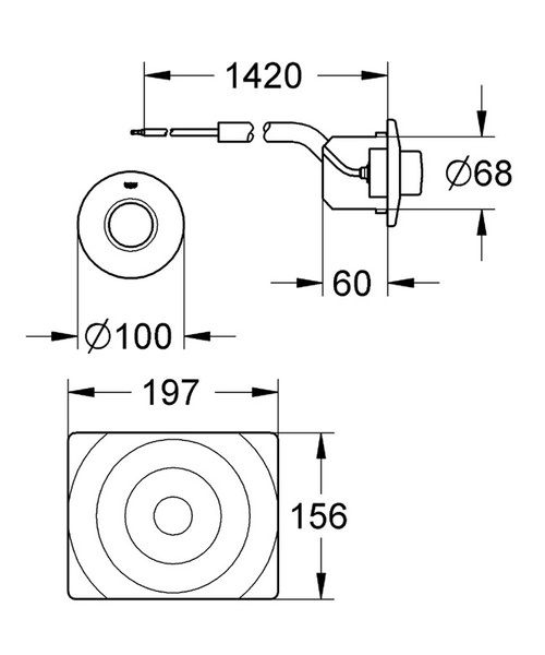 Technical drawing 28315 / 37059000