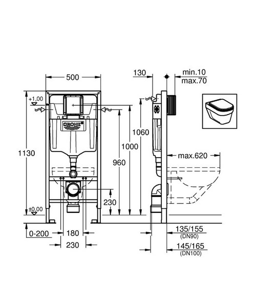 Technical drawing 28325 / 38528001