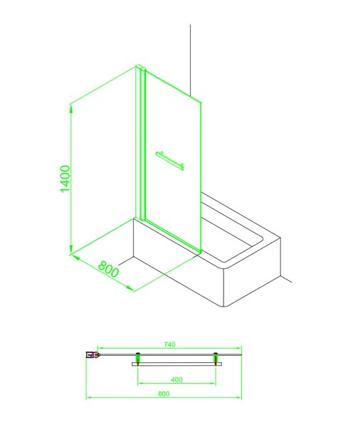 Technical drawing 29295 / EB303