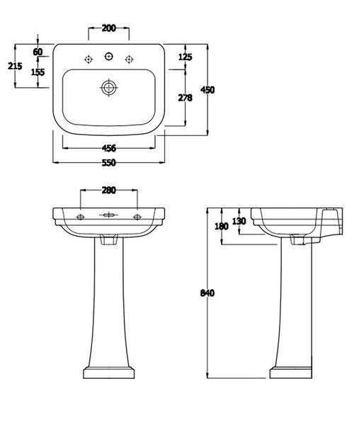 Technical drawing 29371 / EC2001