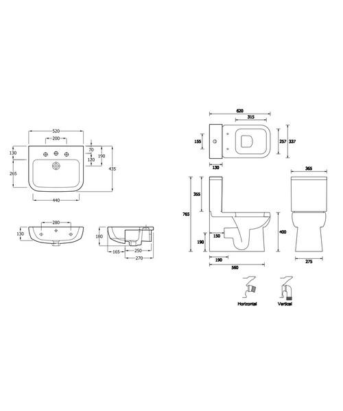 Technical drawing 29425 / EC3004