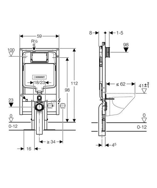 Technical drawing 29442 / 111.799.00.1