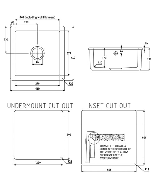 Technical drawing 29938 / AW1008